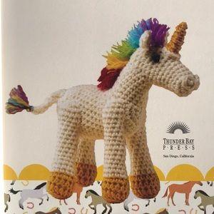Pony & Horses Unicorn & Falabella Crochet Kit